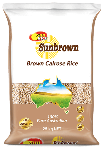 Brown Calrose 25Kg Png Transparent