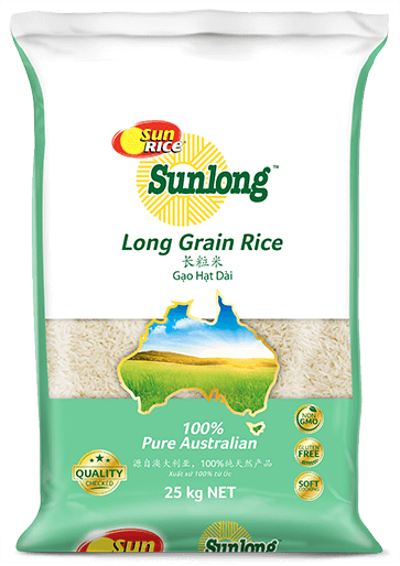 Long Grain 25Kg Png Transparent