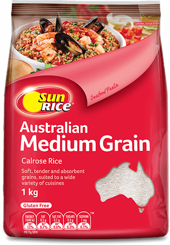 Medium Grain 1Kg