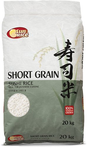 Short Grain Sushi 20Kg Png Transparent