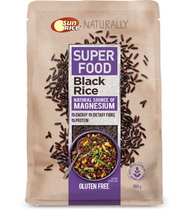Superfood Blackrice 500G Png Transparent