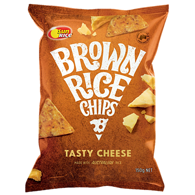 Brown Rice Chips TC